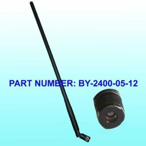 2.4G WiFi Rubber Antenna 2.5dBi Wireless Router WiFi External Antenna pictures & photos