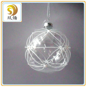 Quality Hanging Christmas Glass Ball pictures & photos