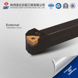 Indexable External Lathe Cutting Tools P Type with Clamp CNC Turning Tools pictures & photos