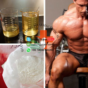 Injectable Solution Test Blend 500 Mg/Ml for Muscle Building pictures & photos