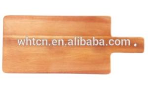 High Quality Acacia Cutting Board Kitchen Wood Cutting Board pictures & photos