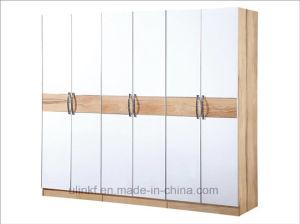 Furniture Sets 2016 New Design Wood Wardrobe (HX-LS032) pictures & photos