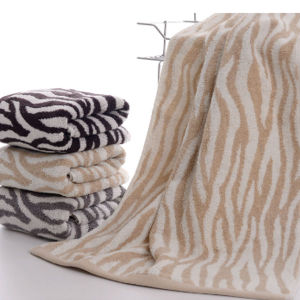 New Design Hot Sale Yarn-Dyed Home Cotton Bath Towel Hotel pictures & photos