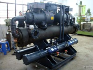 450000kcal/H Water Cooled Screw Chiller Bitzer Compressor pictures & photos