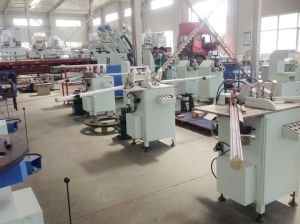 China Manufacturer UPVC Glazing Bead Cutting Machine pictures & photos