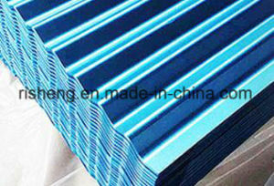Color Coated Corrugated Stee Roofing Tiles pictures & photos