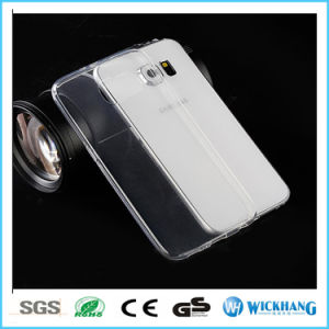 Transparent Clear TPU Rubber Phone Case pictures & photos