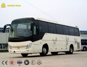 4X2 12m 60 Passenger Bus with Toilet/Coach Buses for Sale pictures & photos