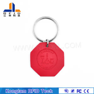 Portable MIFARE Smart RFID Card for Keychain pictures & photos