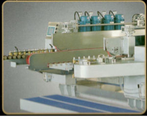 Glass Straight Line Pencil Double Edging Machine pictures & photos