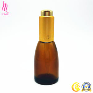 Glass Cosmetic Packaging for Oil pictures & photos