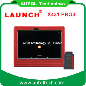 [Launch Authorized Distributor] Original Launch X431 PRO3 Universal Car Scanner Launch X-431 X431 PRO 3 Diagnostic-Tool with 2 Year Free Update pictures & photos