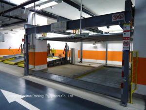 Mini Mechanical Parking System pictures & photos