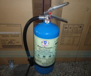 3kg Fire Extinguisher Blue Cylinder pictures & photos