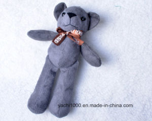 Plush Stuffed Toy Keychain Teddy pictures & photos