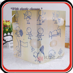 Paper Hardcover Personalized Diary Notebook pictures & photos