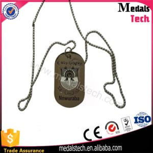 Promotional Dog Tag Neck Chain pictures & photos