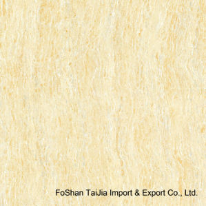 Buliding Material 600X600mm Pearl Jade Porcelain Polished Tile (TJ602) pictures & photos