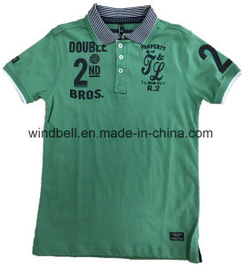Soft Cotton Jersey Polo Shirt for Boy pictures & photos