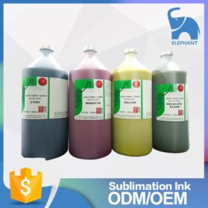 Italy J-Teck Dye Sublimation Ink for Dx4/5 pictures & photos