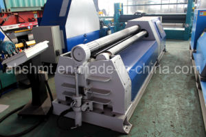 W12 Rolling Machine with Four Rollers /Fabrication Plate Bender in Best Performance pictures & photos