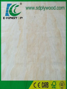 Pine Plywood B Grade Face for Furniture pictures & photos