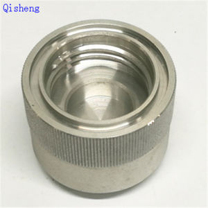 CNC Machining Parts, Aluminum Alloy, Black, Custom Make pictures & photos