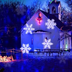 New Designed Outdoor/Garden Decoration 2 in 1 Kaleidoscope Projection Light pictures & photos