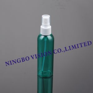 100ml Green Perfume Bottle with Fine Mist Sprayer pictures & photos