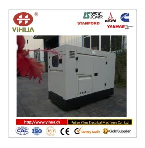 Super Ultra Silent Xichai Fawde Diesel Generator 12kw to 200kw pictures & photos
