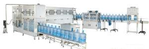 CE QGF-150 QGF-300 5 Gallon Bottle Water Barreled Production Filling Line