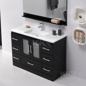 Resin Stone Acrylic Solid Surface Bathroom Vanity Sink pictures & photos