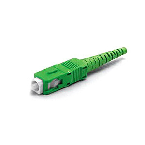 Sc APC 2.0mm Singlemode Simplex Patch Cord Fiber Optical Connector pictures & photos