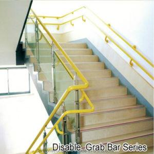 Stable & Safety Disable Walkway Grab Bars Nylon Hand Rails