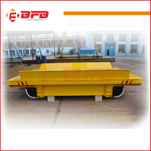 Steel Coil Transfer Cart for Steel Plant Mounted on Rails pictures & photos