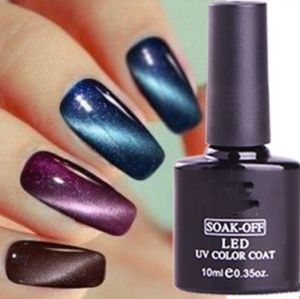 Cat Eyes Metal Polish Nail Beauty Colorful Nail Gel OEM pictures & photos