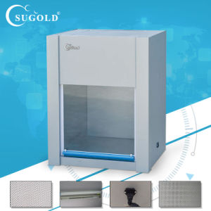 Sugold Desktop Type Ce Certificated Laminar Horizontal Flow Cabinet pictures & photos