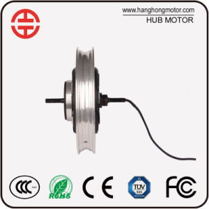 BLDC 16inch Brushless Electric Wheel Bicycle Hub Motor 250W -800W Customized 48V pictures & photos