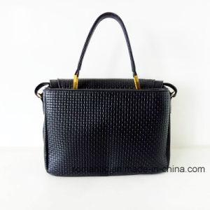 Guangzhou Supplier Fashion Women PU Embossed Handbags (NMDK-052501) pictures & photos