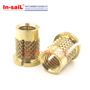 Nfpc, Pkb, Nfpa, Ppb, Pflb, Press-in Threaded Inserts pictures & photos
