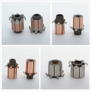Top Quality DC Motor Commutator for Electric Motor 12 Hooks pictures & photos