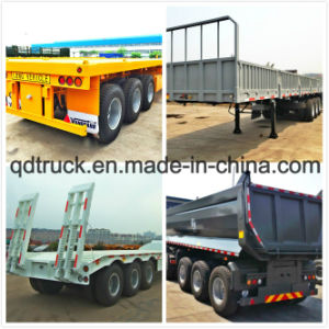 Truck trailer, 50-80 tons utility trailer, cargo trailer, Semi trailer pictures & photos