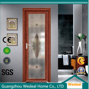 Interior Aluminium Door for Villa/Houses Bathroom/Washroom pictures & photos