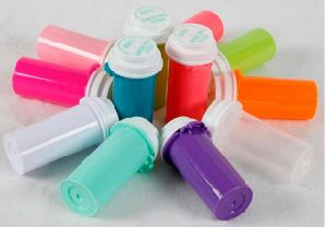 Colorful Reversible Solid Plastic Doob Bottle pictures & photos