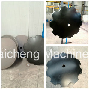 28′′x8mm Notched Disc Blade pictures & photos