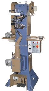 Vertical Type Insole Stitching Machine for Mckay Shoes pictures & photos