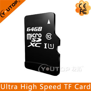 Wholesale Class 10 Uhs-1 Ultra High Speed Micro SD Memory Card 64GB pictures & photos