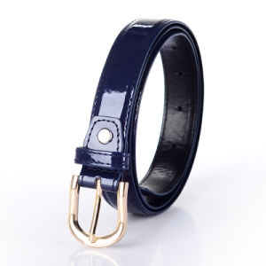 PU Leather Woman Fashion Dress PU Belt (RS-1509013A) pictures & photos