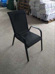 Textilen Chair, Leisure Chair, Stack Chair, Dining Chair pictures & photos