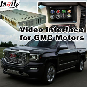 Car Video Interface for Gmc Yukon Sierra Terrain Canyon etc, Android Navigation Rear and 360 Panorama Optional pictures & photos